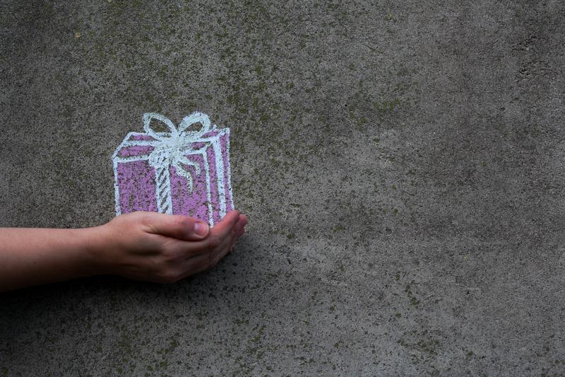 Spenden statt Schenken